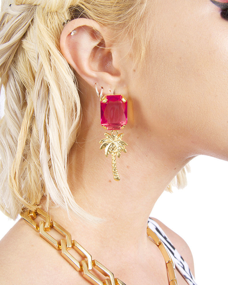 W LAS VEGAS EARRINGS
