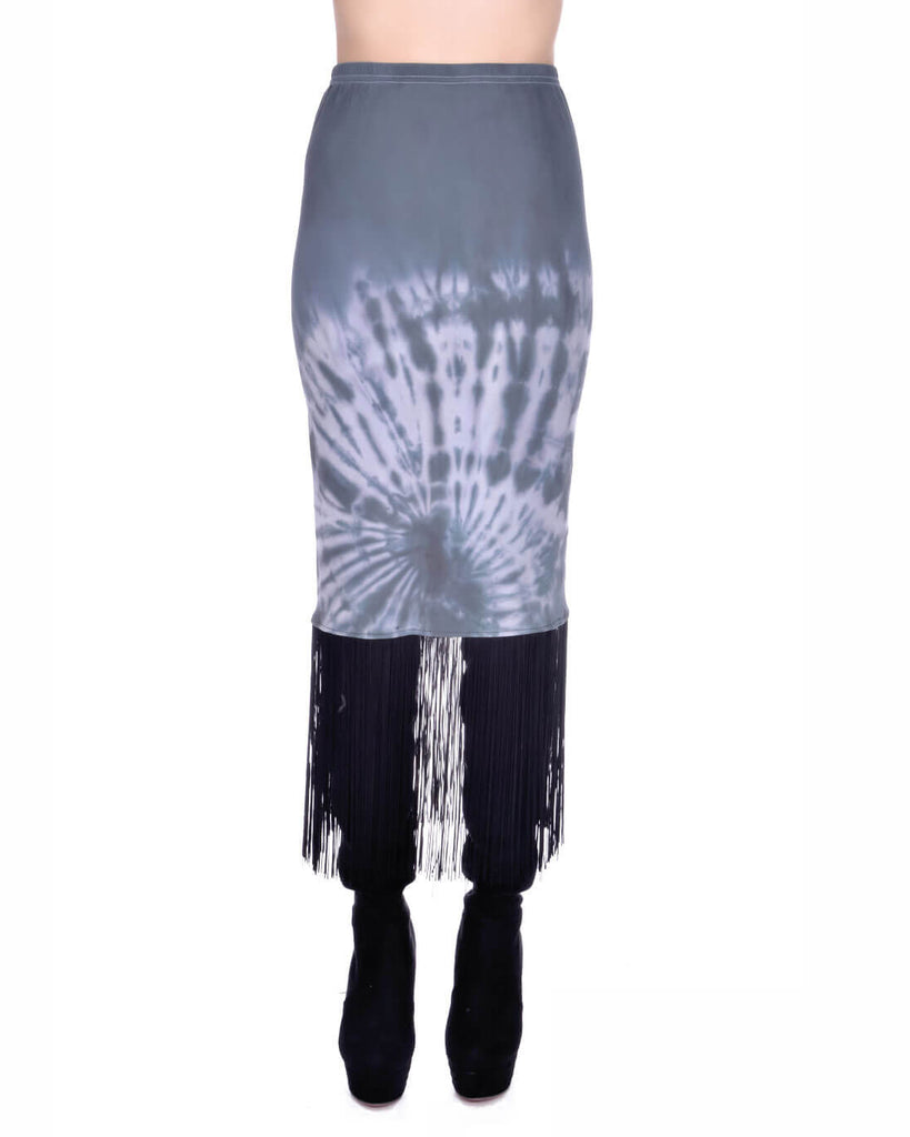BEETLEJUICE MIDI SKIRT