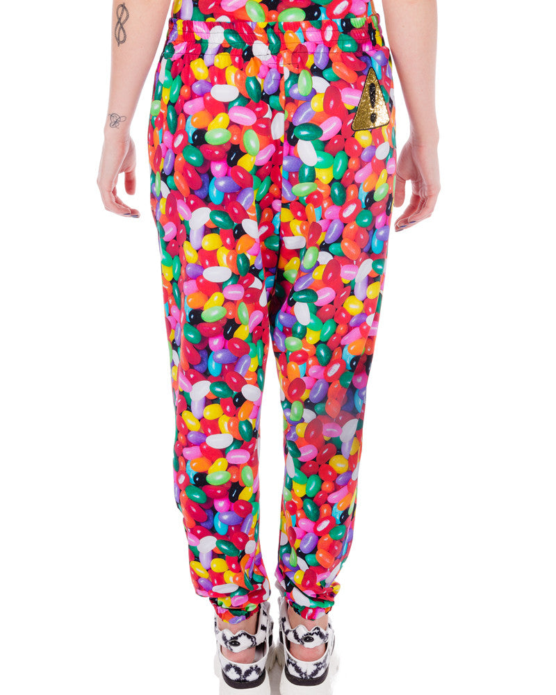 JELLY BEAN DREAMS EMOJI TRACK PANTS - Eros Mortis