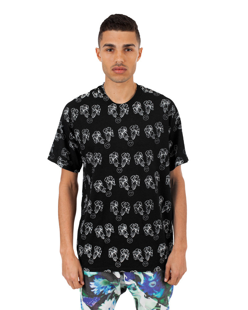 BLACK LODGE UNISEX T-SHIRT - Eros Mortis
