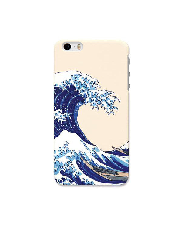 KANAGAWA WAVE IPHONE CASE - Eros Mortis