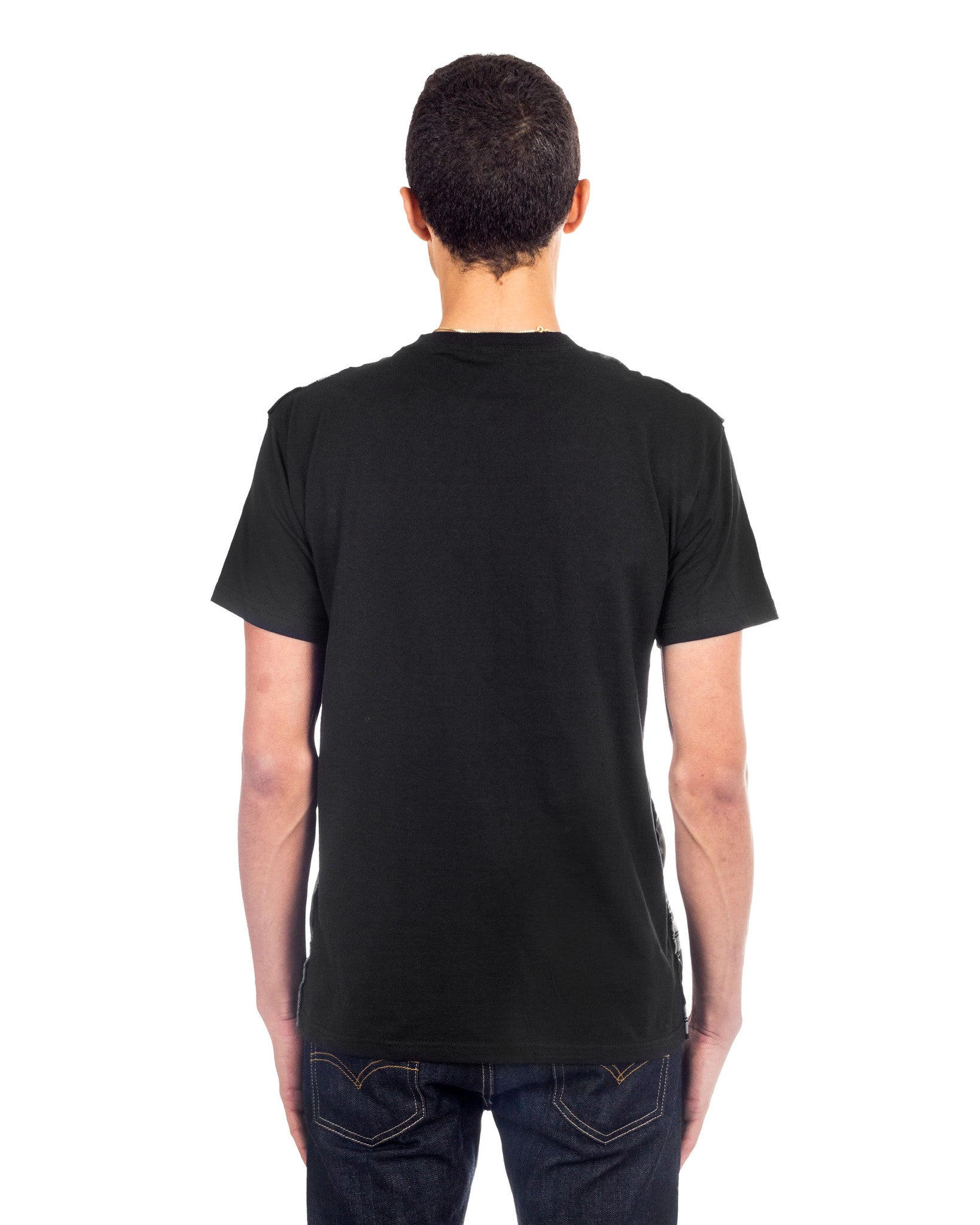 SHALE CONTRAST TEE - Eros Mortis