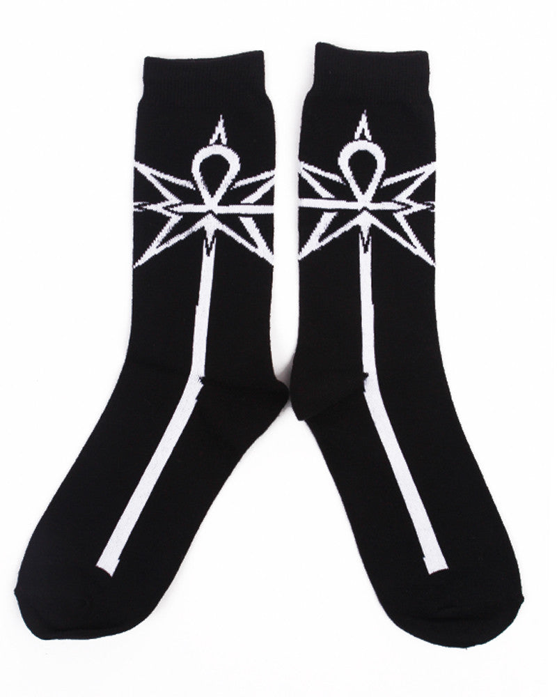 DEATH STAR SOCKS - Eros Mortis