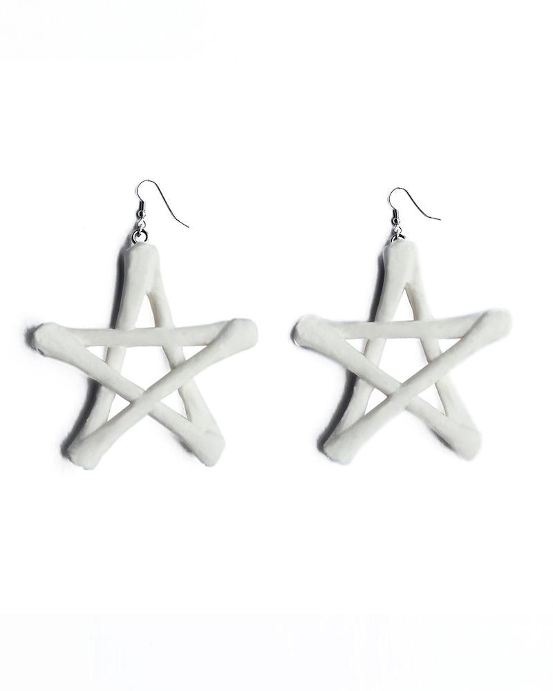 SPACE WITCH EARRINGS - Eros Mortis