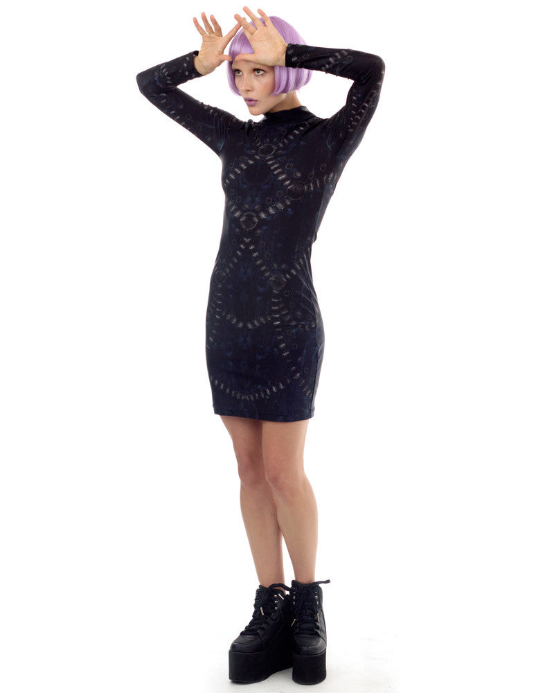 NIGHT MINI DRESS - Eros Mortis