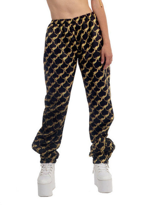 FIRE SCALES TRACK SUIT PANTS - Eros Mortis
