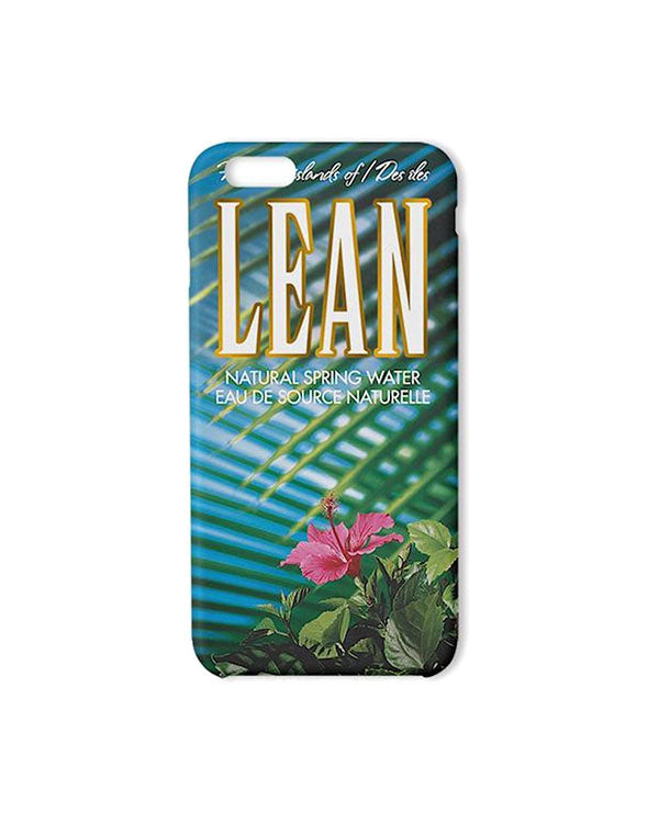 LEAN WATER IPHONE CASE