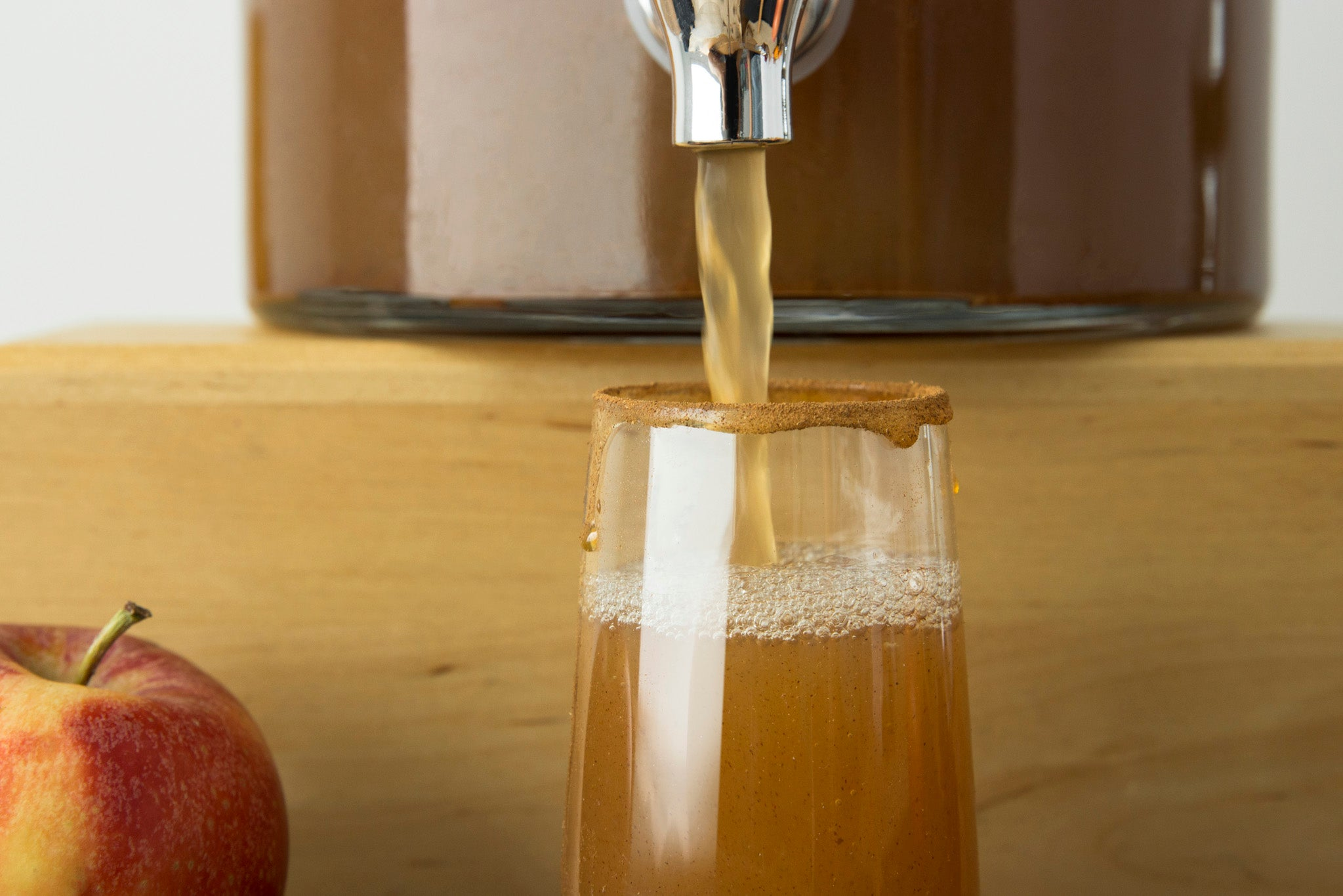 Apple Pie Punch for Kids