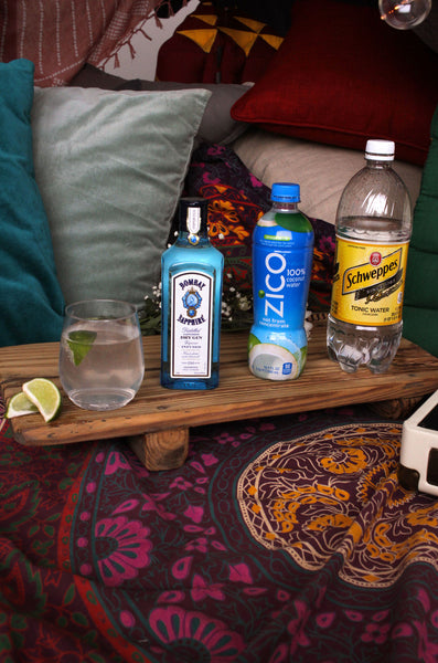 Festival Season, Choachella packing list, hydrating cocktails, TOSSWARE