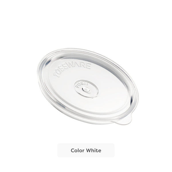 TOSSWARE | POP Large Lids - White