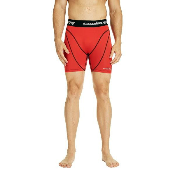 Men's Red Training Gym Shorts
