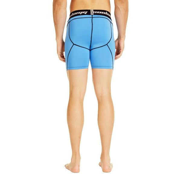 Men's Light Blue Training Shorts