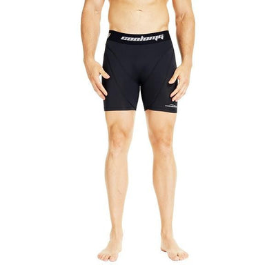 Men's Black Training Shorts Underwear