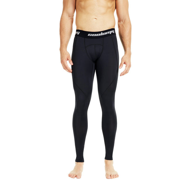 Black Compression Pants Tights