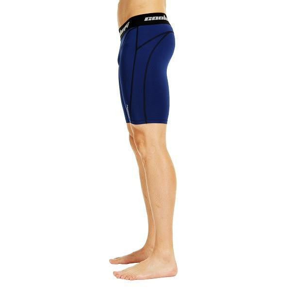 "Men's Navy 7"" Fitness Shorts"