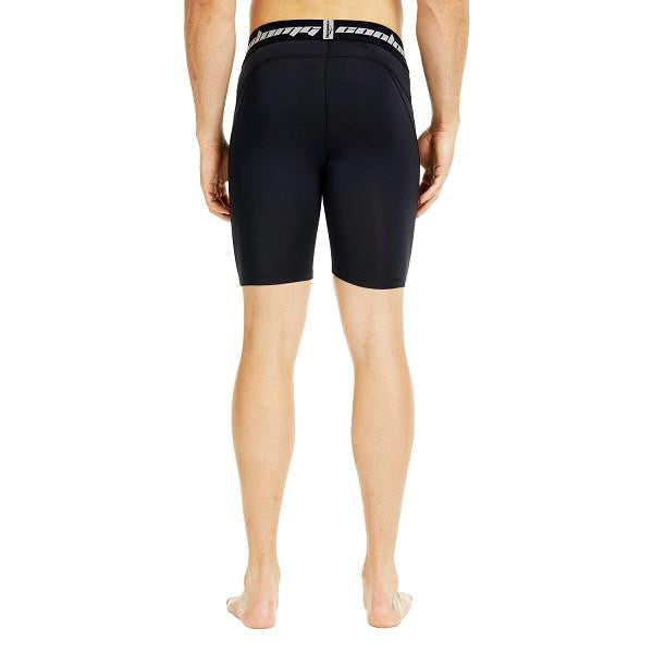 "Men's Black 7"" Fitness Shorts"