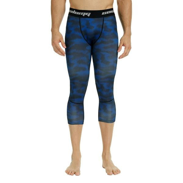 Compression 3/4 Tights Pants