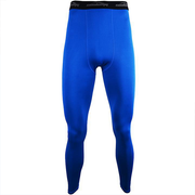 Blue Compression Pants for Men & Youth Boys