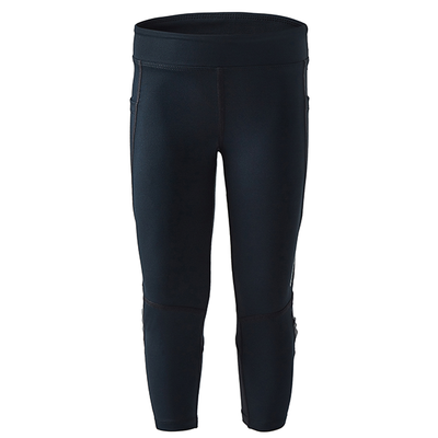 Girls 3/4 Capri Tights with Deep Pockets