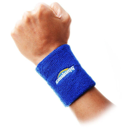 COOLOMG 3.5INCH Cotton Wristbands One Pair