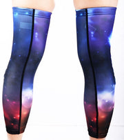 Nebula Galaxy NASA Knee Long Sleeve 1 Pair