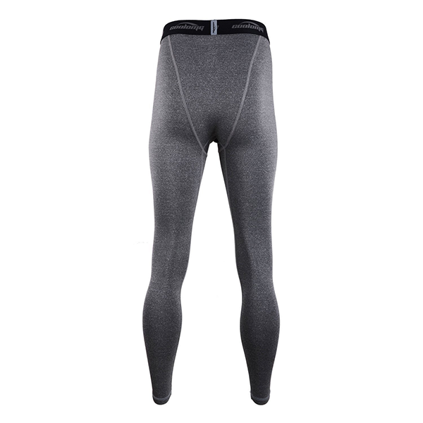 Grey Compression Pants for Men & Youth Boys