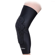 Basketball Leg Knee Long Sleeve with Anti-collision Pads