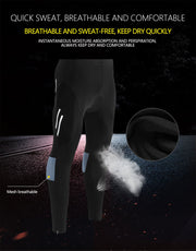 4D Padded Cycling Pants with Pocket for Men