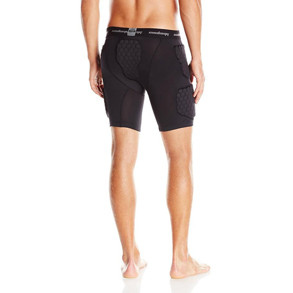 Men's Sport Tights Shorts with EVA Pads