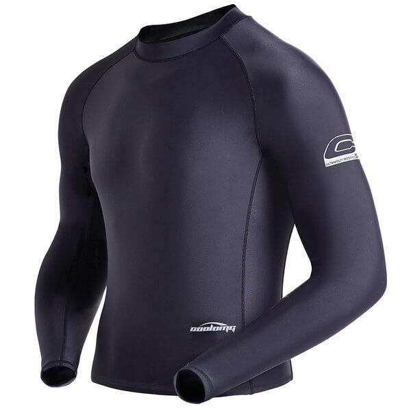Men's Sun Protection Rash Guard UPF 50+