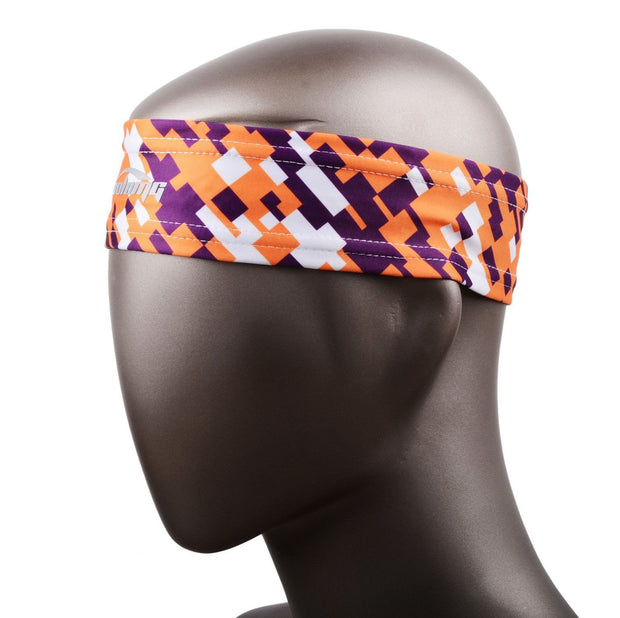 Yellow Purple Headband