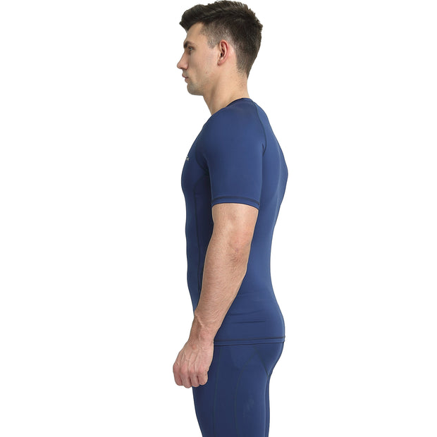 Men's Compression Shirt | Navy
