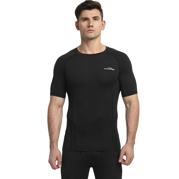 Men's Compression Shirt | Black