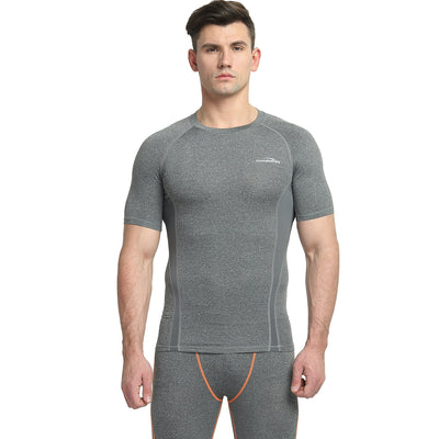 Men's Compression Shirt | Gray