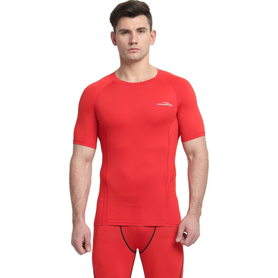 Men's Compression Shirt | Red