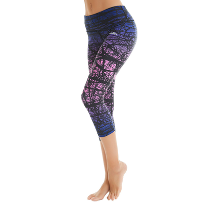 Women 3/4 Yoga Leggings