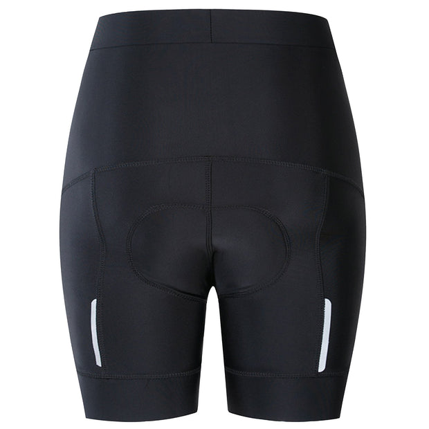 Womens Bike Shorts for Cycling with 3D Padded