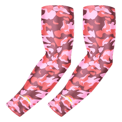 Camouflage Pink Anti-slip Arm Sleeve