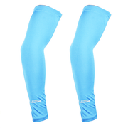 Light Blue Anti-slip Arm Sleeve