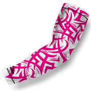 Compression Arm Sleeve for Youth Boys Girls & Adults