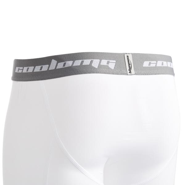 Kids' Basketball Padded Compression Shorts
