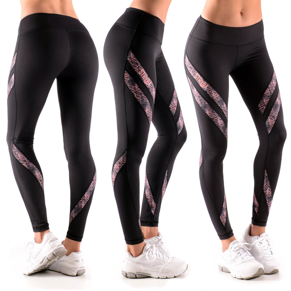 3D Mirage F/L Tights