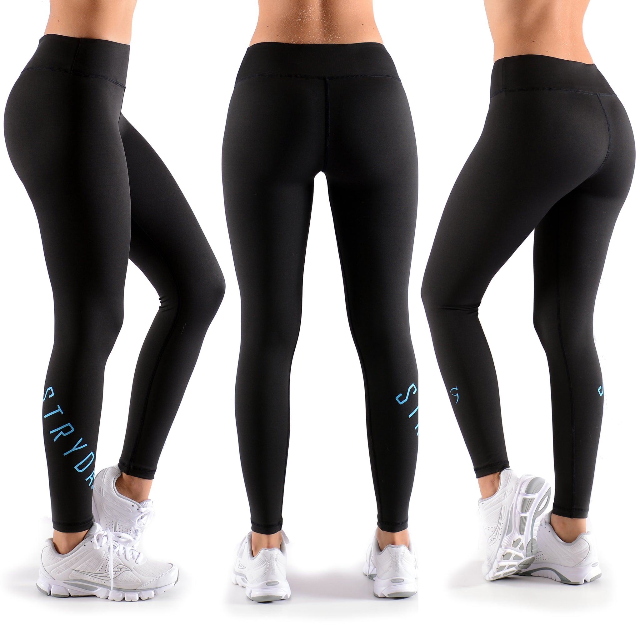 BLUE PANTHER Ankle Biter Compression Tights
