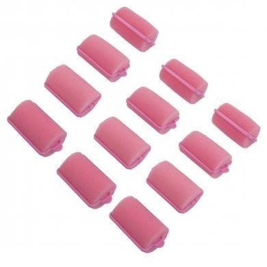 Retro Style Foam Sponge Hair Rollers (Various Sizes!)