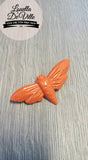 Louella DeVille Handmade Cicada In Flight Brooch (Various Colours!)