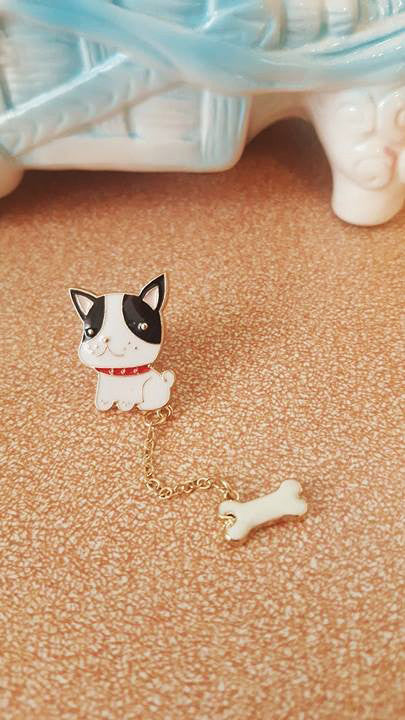 Cute & Quirky Enamel Pin Brooches
