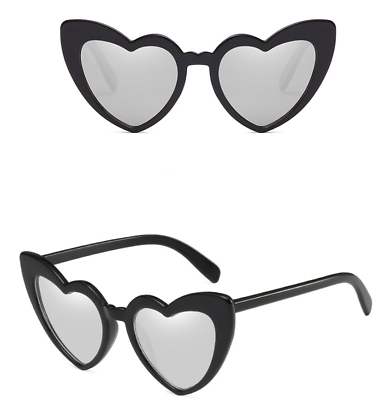 True Love Heart Sunglasses (Available in 2 colours!)