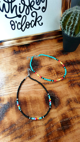 Red Sunray Stone Necklace