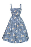 Louella DeVille *Limited Edition* Puppy Love Polly Dress