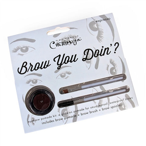 Brow You Doin Brow Pomade Kit (3 colours!)